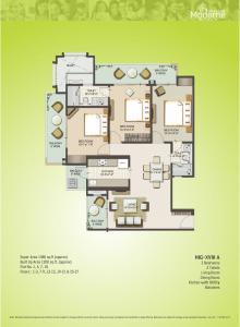 Mahagun Moderne Brochure 4