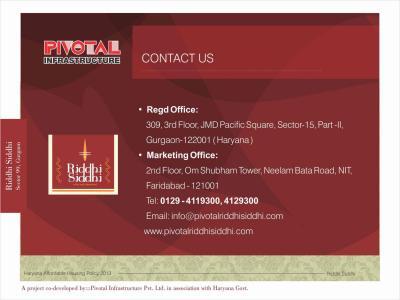Pivotal Riddhi Siddhi Brochure 18