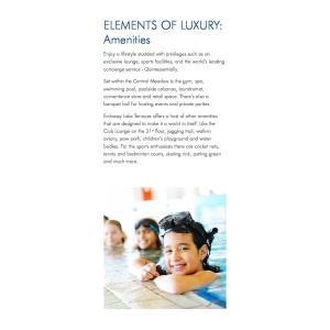 Embassy Lake Terraces Brochure 16