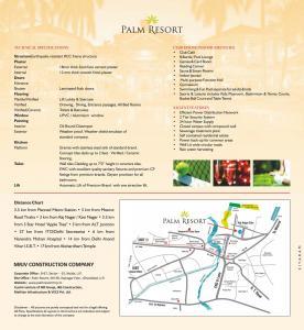 MR Proview Palm Resort Brochure 8