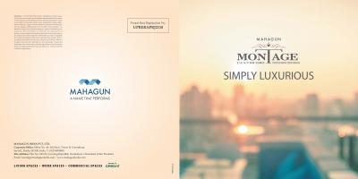 Mahagun Montage Brochure 1