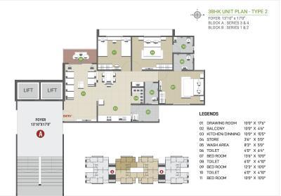 Shree Vallabh Parijat Residency Brochure 19