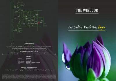 Tirupathi The Windsor Brochure 1