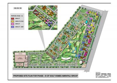 Amrapali Augusta Tower Brochure 1