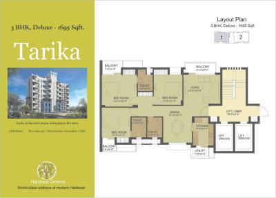 Hero Haridwar Greens Apartments Brochure 33