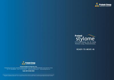 Prateek Stylome Brochure 1