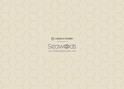 L And T Seawoods Residences Phase I Brochure 1