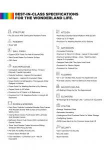 Mantra Codename Wonderland Phase 1 Brochure 11