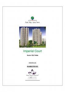 Jaypee The Imperial Court Brochure 1