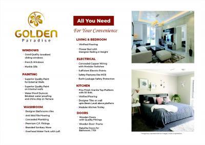 Mahalaxmi Golden Paradise Brochure 5