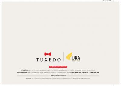 DRA Tuxedo Brochure 76