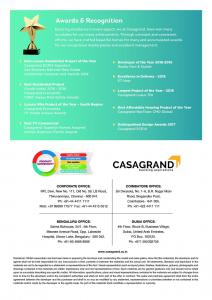 Casagrand Westend Brochure 6