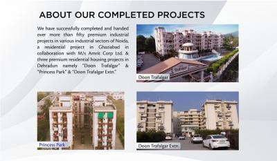 Evolve Residency Pvt Ltd  Doon Republic Brochure 4
