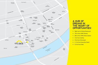 Saanvi City Gate Brochure 5