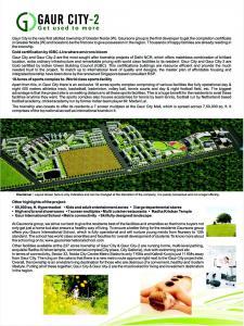 Gaursons Hi Tech 11th Avenue Brochure 2