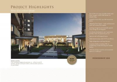Vatika Sovereign Next Brochure 4