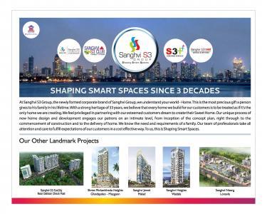 Sanghvi S3 Paradise Phase 1 Brochure 2