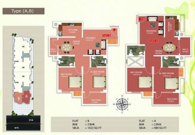 Green House Construction Yashika Mahal Brochure 4