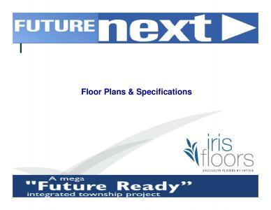 Vatika Iris Floors Brochure 7