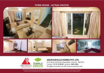 Arun Excello Excello Town House Brochure 3