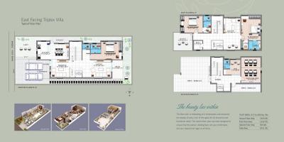 Sree Suryaa Serene Villa Brochure 5