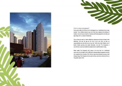 Adani The Evergreen Brochure 2