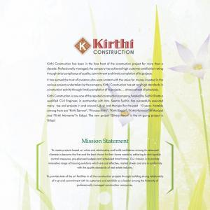 Kirthi Solitaire Brochure 11