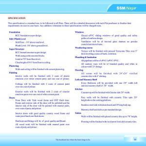 SSM Nagar Brochure 1