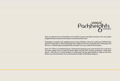 Venus Parkheights Brochure 3