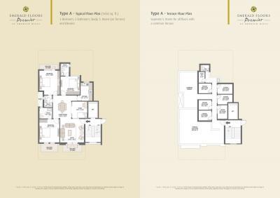Emaar Emerald Floors Premier Phase 3 Brochure 7