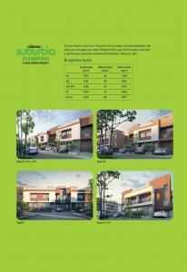 Siddha Suburbia Bungalow Brochure 3