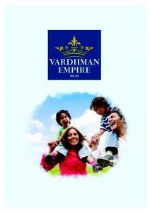 Vardhman Empire Brochure 1