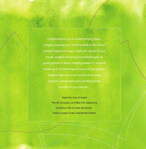 3C Lotus Boulevard Brochure 2