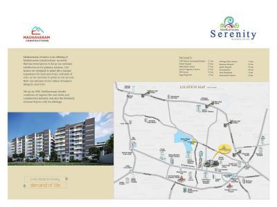 Madhavaram Serenity Brochure 16