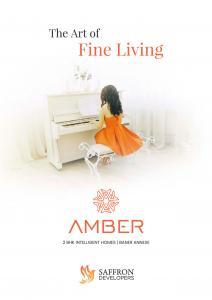 Saffron Amber Brochure 1