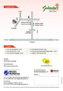 Modi Gulmohar Residency Brochure 4