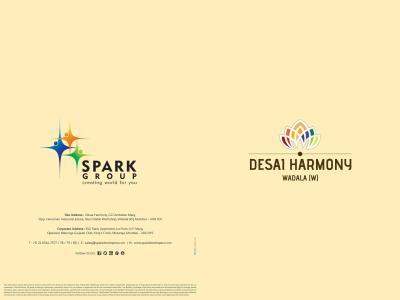 Spark Desai Harmony Brochure 1