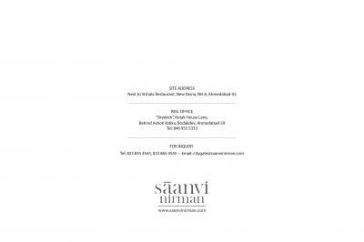 Saanvi City Gate Brochure 12