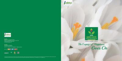 Sikka Kaamya Greens Brochure 1
