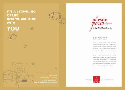Aaryan Gloria Brochure 2