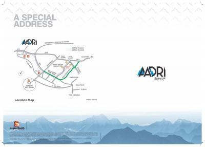Supertech Aadri Brochure 1