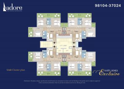 Adore Happy Homes Exclusive Phase 2 Brochure 6
