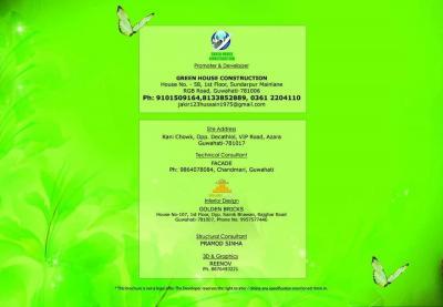 Green House Construction Yashika Mahal Brochure 11