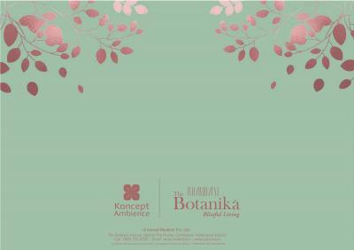 Koncept Botanika Brochure 22