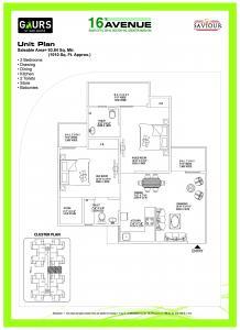 Gaursons Hi Tech 16th Avenue Brochure 6