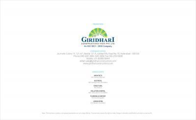 Giridhari Villa Onyx Brochure 16