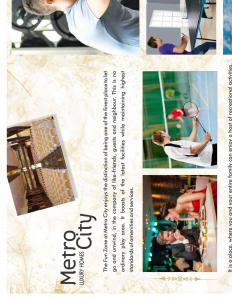 Direct Sell Metro City Brochure 7