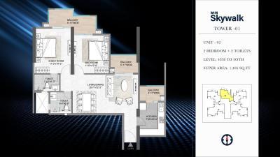 M3M India Skywalk Brochure 13