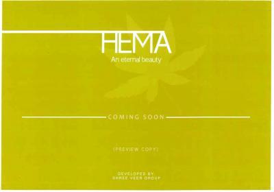 Shree Hema Apartments Brochure 1