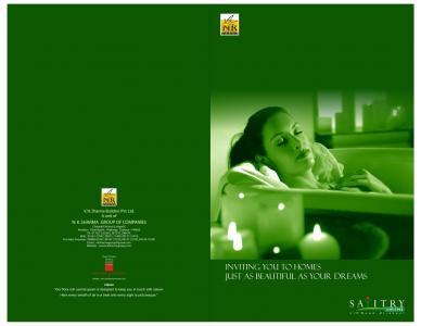 NK Savitry Greens Brochure 1